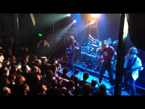 DODHEIMSGARD - VENDETTA ASSASSIN LIVE Thessaloniki 2015