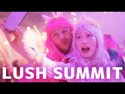 LUSH SUMMITで春の新商品をチェック♡〜ホワイトデー・イースター・母の日〜