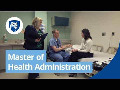Master of Health Administration