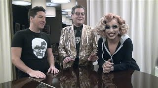 Adam Barta W Bianca Del Rio And Michael... @ www.OfficialVideos.Net