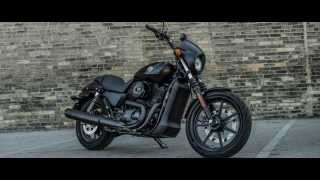 Street Custom Concepts | Harley-Davidson Street 750 and 500 Motorcycles