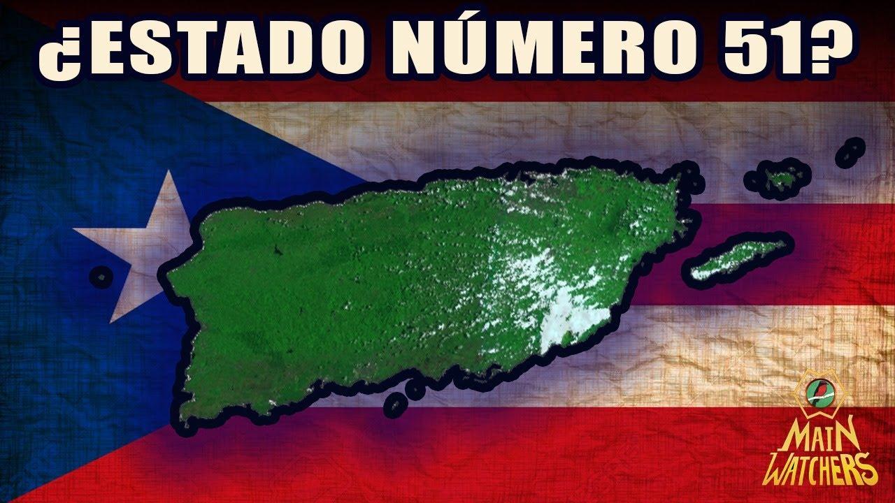 Por qué PUERTO RICO forma PARTE de EE UU?
