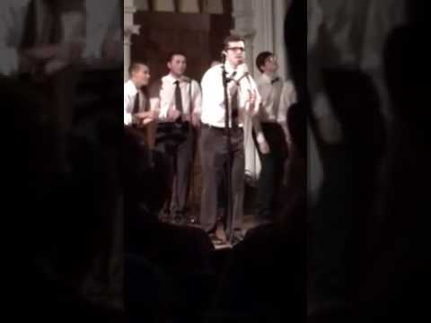 Madness - Ursinus College Bearitones (Aaron Nelson Focus)