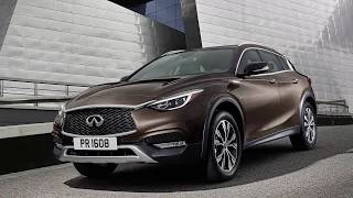 2018.5 INFINITI QX30 - AroundView® Monitor with Moving Object Detection (if so equipped)