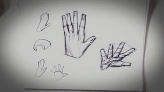 How To Draw Hands Drawing Tips