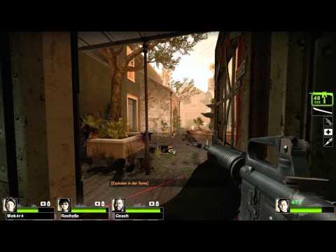Let's Play Left 4 Dead 2 - The Parish - Die Gemeinde - [German] [HD]