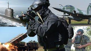 As Defesas do Brasil
