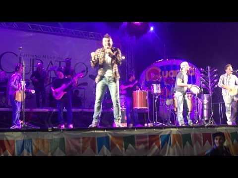 Nuwance - Confia em mim / Aconteceu - (Festa Junina Cubatão 10/07/11) #hd