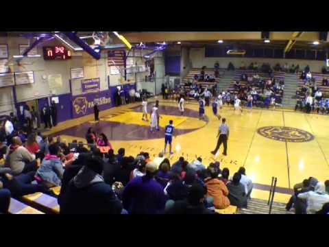 Camden High School vs Woodstown High School -  Basketball