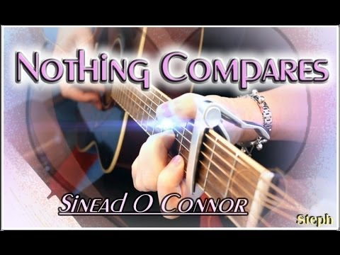 Sinead Oconnor Nothing Compares To You 2u 90s Acoustic Guitar