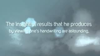 Handwriting Analysis By David J. DeWitt, GA