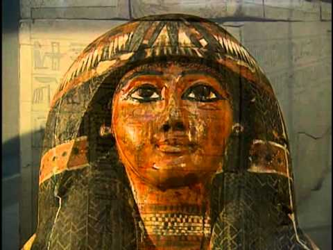 Mummies and the Wonders of Ancient Egypt 1of4 Great Pyramids