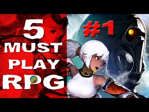 5 Must Play RPG Games #1 HD - Android - IOS