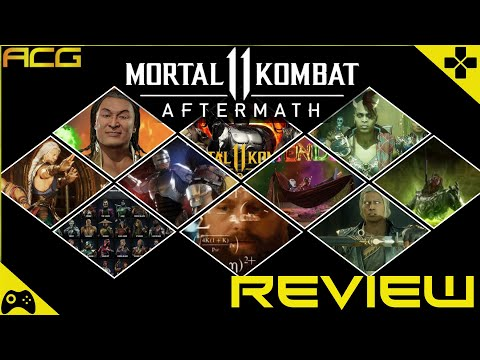 """Mortal Kombat 11 Aftermath Review """"Buy, Wait For A Sale, Never Touch?"""""""