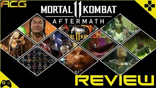 Mortal Kombat 11 Aftermath Review