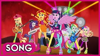 Welcome To The Show  MLP: Equestria Girls [Rainbow Rocks]