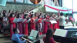 Thánh Vịnh 21 - Sao Chúa Bỏ Con (Lm Kim Long)