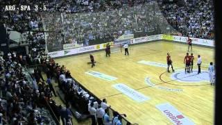 Mundial San Juan 2011 - Finale - Argentinie - Spanje (tweede helft)