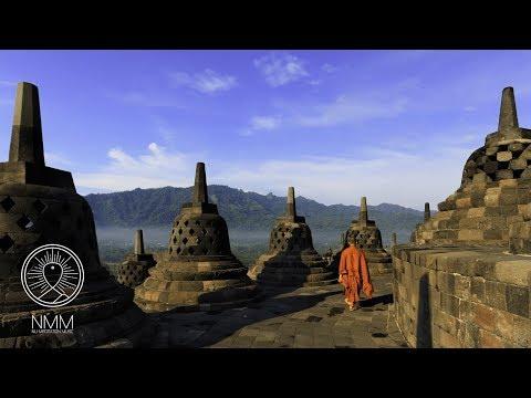 """Tibetan meditation Music: """"Meet the Self"""", relax mind body, Buddhist meditation music Meditation"""