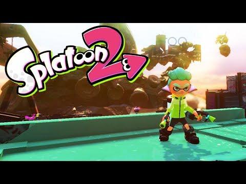 Splatoon 2 - Octoseeker Shakedown - Single-Player (5)