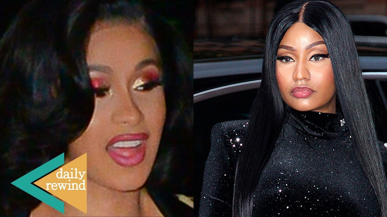 Cardi B CLAPS BACK At Nicki Minaj & Brings RECEIPTS On Instagram Live! | Daily Rewind
