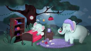 flo baby and kids saline nasal spray advert animation