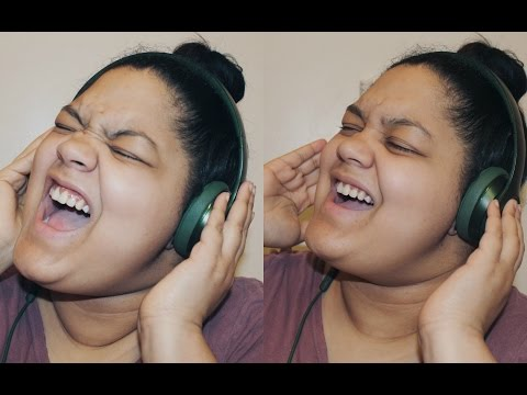 ☪ Singing With Noise Cancelling Headphones! ( EMBARRASSING) | Royal Jewels ☪