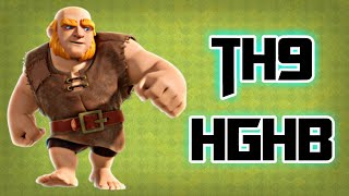 Th9 HGHB (Healer + Giant + Hog Rider + Bowler) War Attack Strategy | Part 7 | Clash of Clans