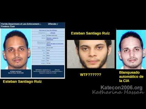 MK Ultra Esteban Santiago el tirador de Fort Lauderdale estaba bajo control mental