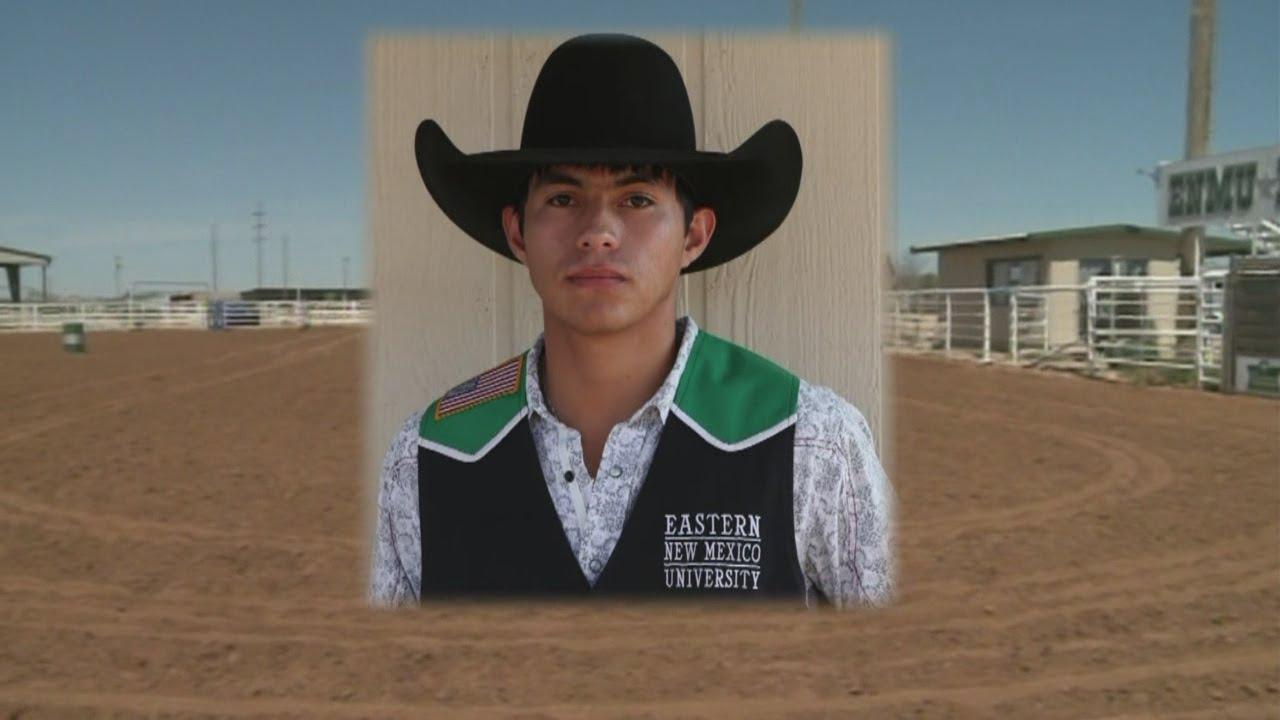 Enmu Bull Rider Killed At Practice Youtube