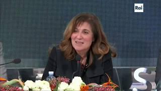 TeleVideoItalia.de - Intervista a Teresa De Santis con Angela Saieva - Diretta RAI