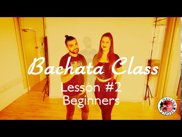 Bachata Online Classes - Learn to Dance at Home!