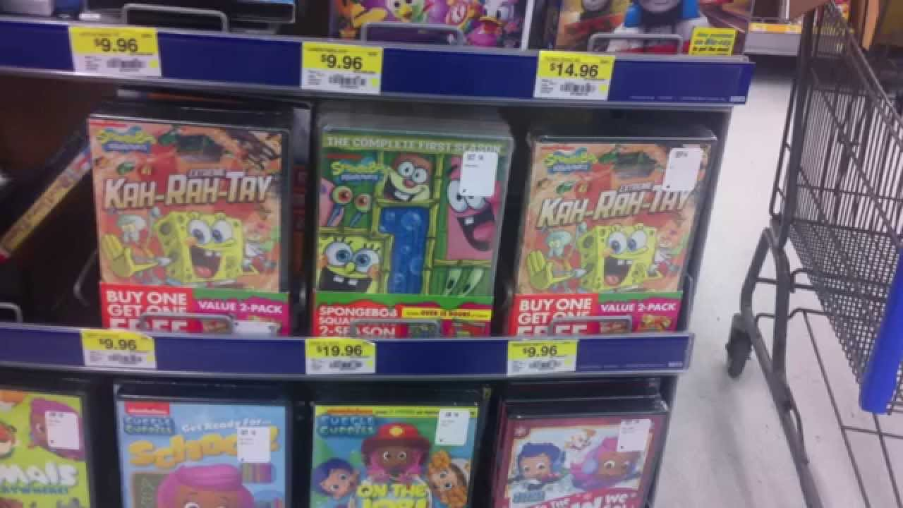 Movie Hunting at Walmart - Day After Christmas 2014 - YouTube