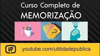 Curso Completo de Memorização - Utilidade Pública