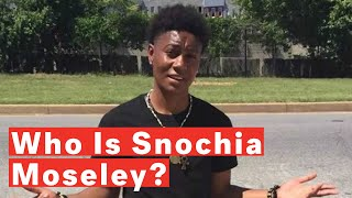 Who Is Maryland Shooting Suspect Snochia Moseley?