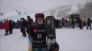 The Athlete Diaries - FIS World Championships - Millie Bongiorno