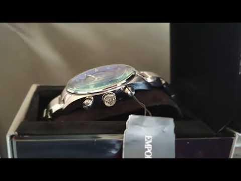 Emporio Armani Present The AR5860 WATCH