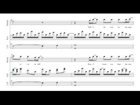 Billy Joel Falling Of The Rain Improv For Piano Youtube
