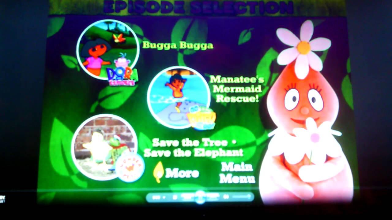 Nickelodeon go green menu walkthrough youtube