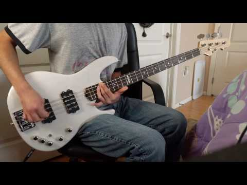 Tool - Rosetta Stoned Bass Cover