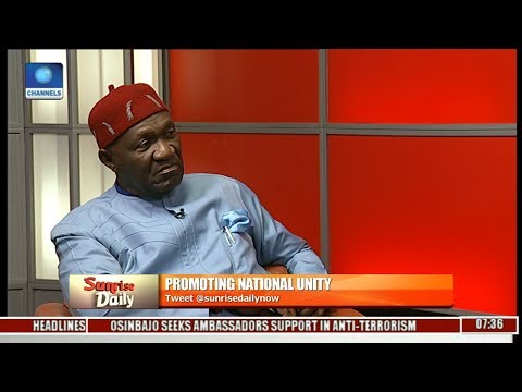 Igbo Eviction Notice Capable Of Igniting Hate - John Nwodo Pt 1