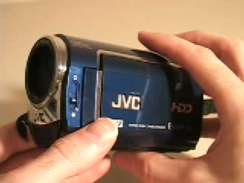 """Part ( 1 )  The JVC  GZ-MG330 30 GB Harddrive Camcorder """"Review"""""""