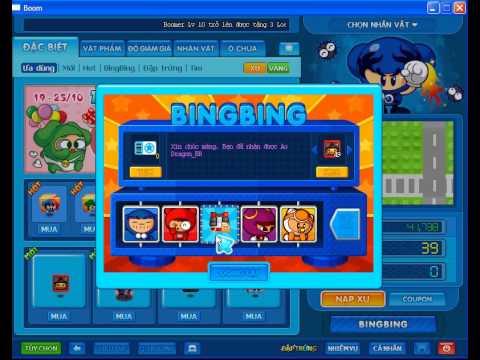 Xoay Bing Bing Halloween