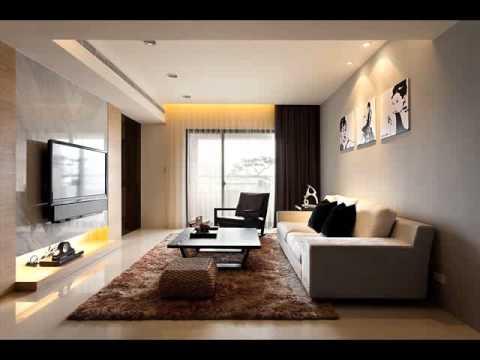 Desain Interior Ruang Tamu Yang Memanjang Dimas Anggara