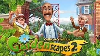 Gardenscapes 2 - iPhone/iPod Touch/iPad - HD Gameplay Trailer