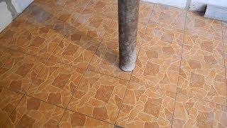 Уроки по укладке плитки в своем доме