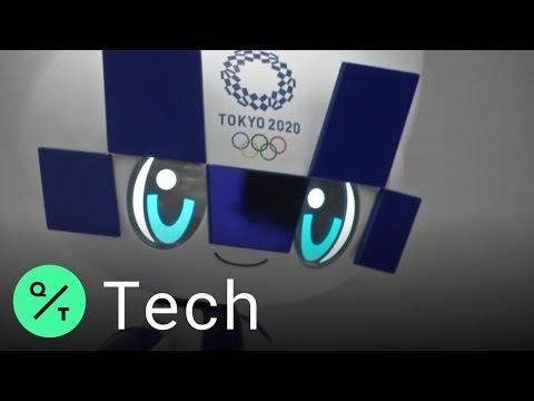 Japan Showcases Emerging Tech For 2020 Summer Olympics