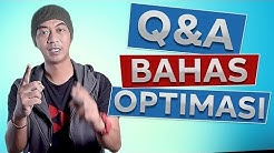 Cara Optimasi Youtube - Q&A