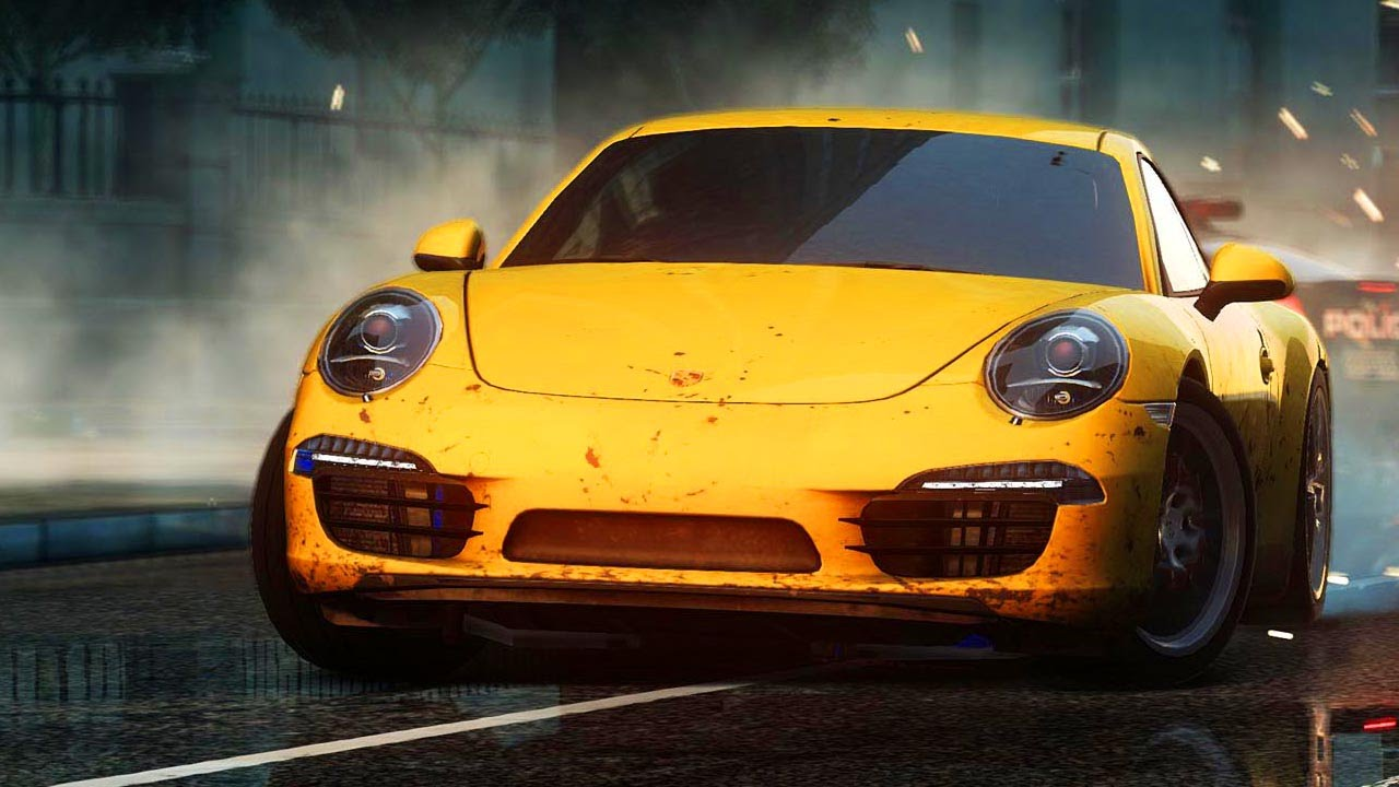 Need For Speed Most Wanted 2012 - PC Gameplay With Porsche 911 Carrera S -  Part 1