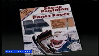 Pants Saver Car Floor Mat Commercial - 1989